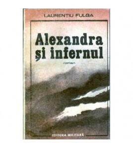 Alexandra si infernul - roman