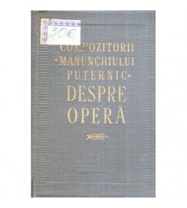 Despre opera - Fragmente...