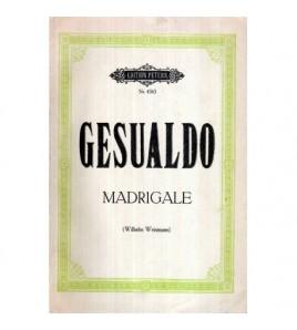 Gesualdo - Madrigale (...