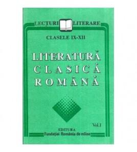 Literatura clasica romana...