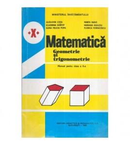 Matematica - Geometrie si...