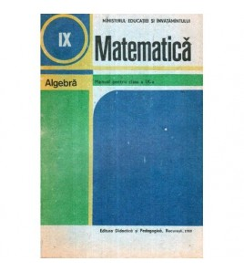 Matematica - Algebra -...