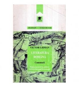 Literatura romana -...
