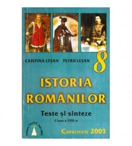 Istoria romanilor - Teste...