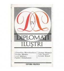 Diplomati ilustri vol.IV