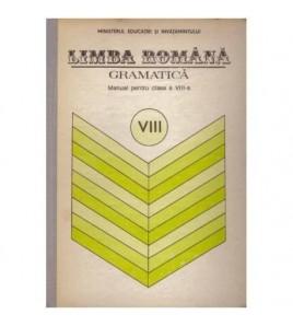 Limba romana - Gramatica si...