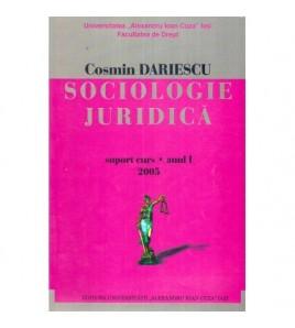 Sociologie juridica -...