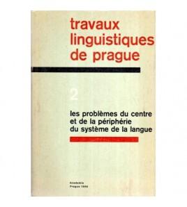 Travaux linguistiques de...