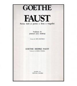 Faust - Partea intai si...