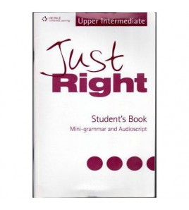 Just Right - Student's Book...