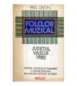 Folclor muzical din judetul...