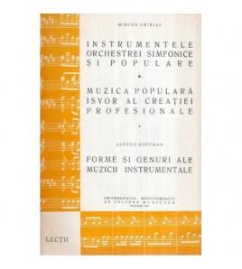 Instrumentele orchestrei...