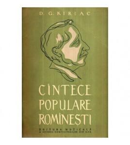 Cintece populare romanesti