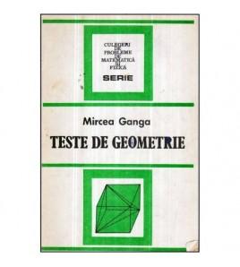 Teste de geometrie