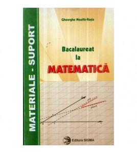 Bacalaureat la matematica