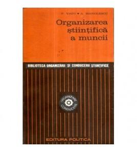 Organizarea stiintifica a...