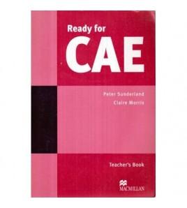 Ready for CAE - Teachers' Book