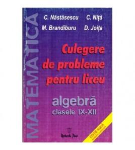 Algebra - Culegere de...