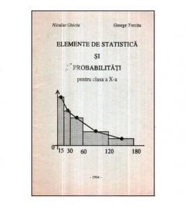 Elemente de statistica si...