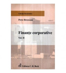 Finante corporative vol. II