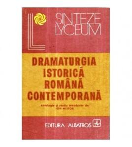Dramaturgia istorica romana...