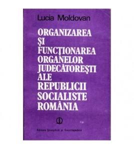 Organizarea si functionarea...