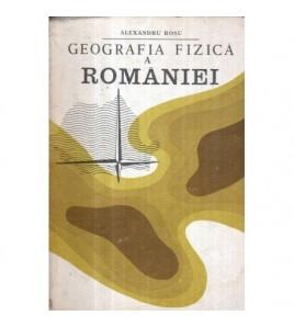 Geografia fizica a Romaniei