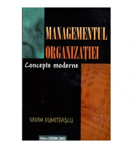 Managementul organizatiei -...
