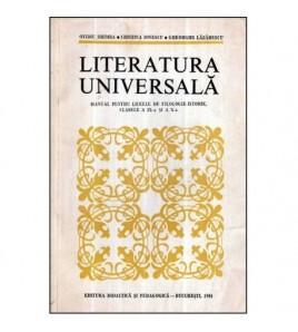 Literatura universala -...