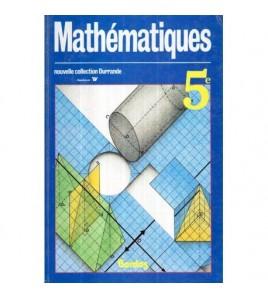 Mathematiques 5e - nouvelle...