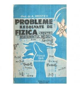 Probleme rezolvate din...