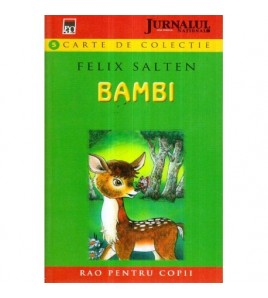 Bambi - O poveste a vietii...
