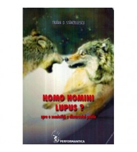Homo Homini Lupus?  spre o...