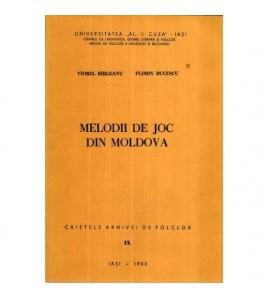 Melodii de joc din Moldova
