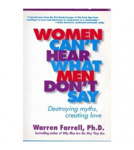 Women can't hear what men...