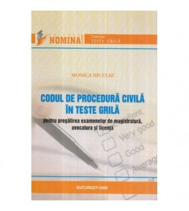 Codul de procedura civila...