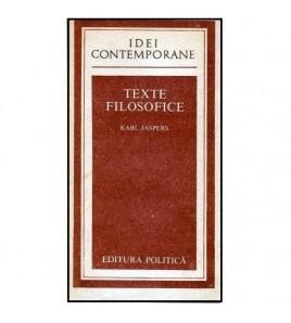 Texte filosofice