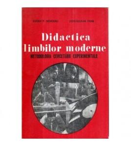 Didactica limbilor moderne...
