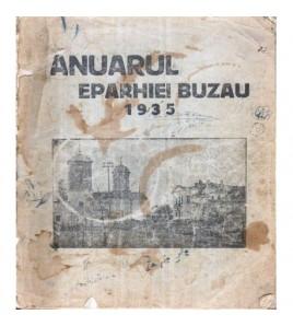 Anuarul Eparhiei Buzau 1935...