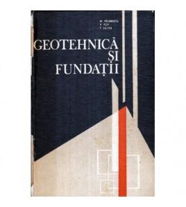 Geotehnica si fundatii