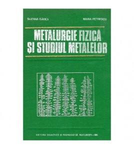 Metalurgie fizica si...