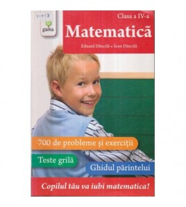 Matematica clasa IV-a 700...