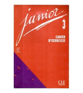 Junior 3 Cahier D'exercices