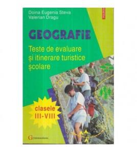 Geografie  - Teste de...
