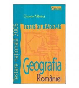 Geografia Romaniei  - Teste...