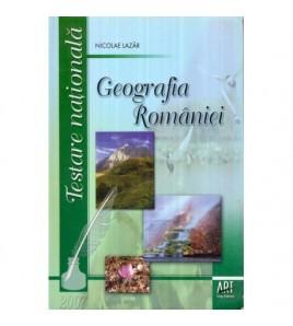 Geografia Romaniei pentru...