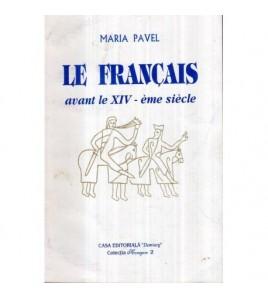 Le francais avant le...