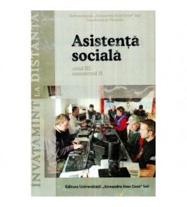 Asistenta sociala - Anul...