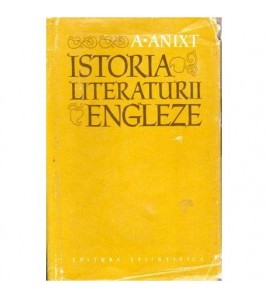 Istoria literaturii engleze