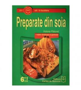 Preparate din soia - retete...
